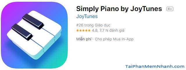 TOP 5 game học Piano hay nhất trên điện thoại iOS & Android + Hình 6