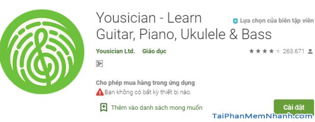 TOP 5 game học Piano hay nhất trên điện thoại iOS & Android + Hình 11