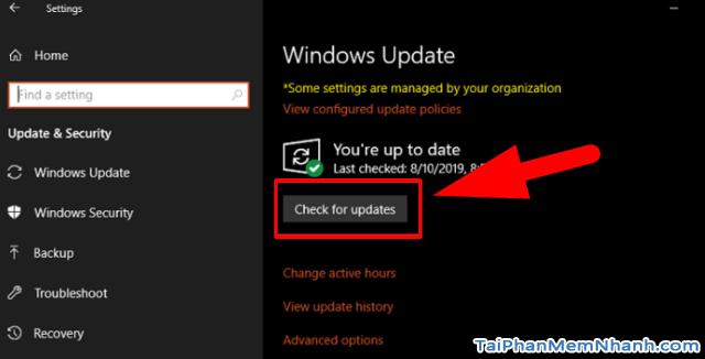 Hướng dẫn khắc phục lỗi laptop không nhận PIN trên Windows 10 + Hình 6