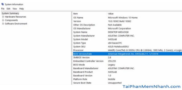 Hướng dẫn khắc phục lỗi laptop không nhận PIN trên Windows 10 + Hình 10