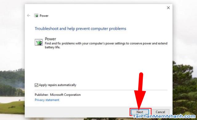 Hướng dẫn khắc phục lỗi laptop không nhận PIN trên Windows 10 + Hình 12