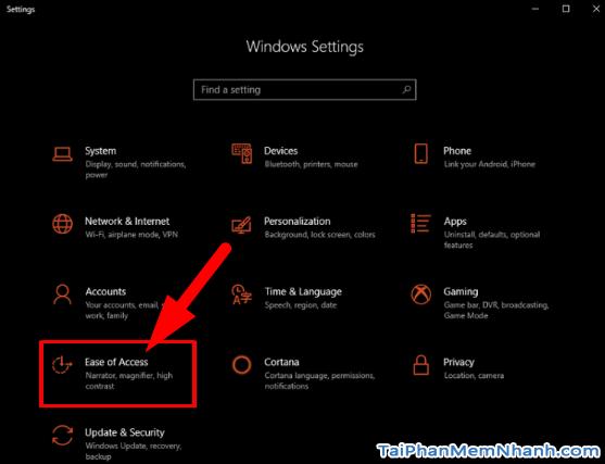 2 Cách Bật - Tắt hình nền desktop trong Windows 10 + Hình 3