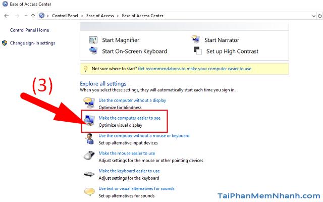 2 Cách Bật - Tắt hình nền desktop trong Windows 10 + Hình 5