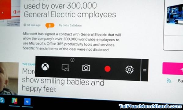 Cách quay màn hình máy tính Windows 10 bằng công cụ Game Bar + Hình 4