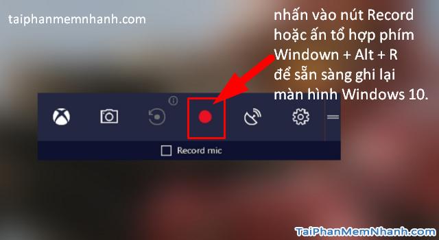 Cách quay màn hình máy tính Windows 10 bằng công cụ Game Bar + Hình 8