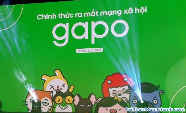 Tải và cài đặt Mạng xã hội Gapo cho điện thoại iPhone, iPad + Hình 4