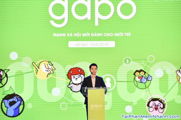 Tải và cài đặt Mạng xã hội Gapo cho điện thoại iPhone, iPad + Hình 5