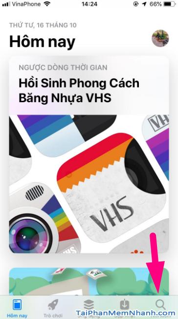 Tải phần mềm đọc mã vạch Barcode Việt cho điện thoại iOS + Hình 8