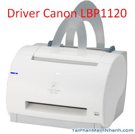 Tải driver Canon LBP1120 cho Windows mới nhất