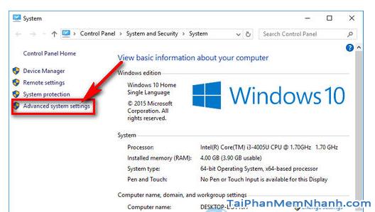 Cách tăng tốc hệ thống Windows 10 hoạt động nhanh hơn + Hình 5