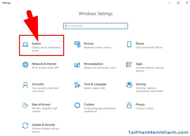 Cách tăng tốc hệ thống Windows 10 hoạt động nhanh hơn + Hình 8