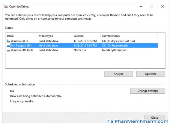 Cách tăng tốc hệ thống Windows 10 hoạt động nhanh hơn + Hình 18
