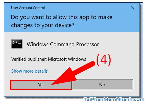 Hẹn giờ tắt máy tính Windows 10 bằng Lệnh và Phần mềm + Hình 15