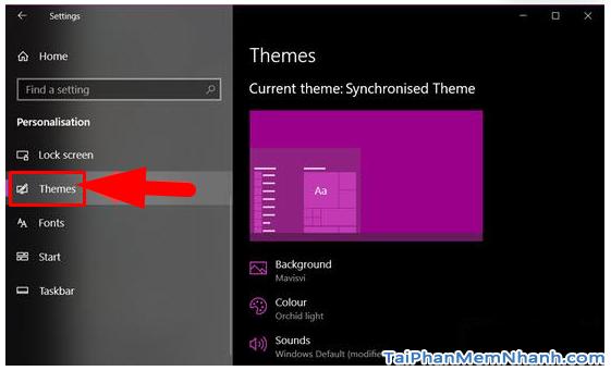 Thủ thuật lưu theme để chia sẻ trên Laptop Windows 10 + Hình 4