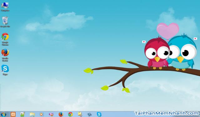 Hướng dẫn hẹn giờ đổi ảnh nền Windows 10 cho người mới + Hình 3