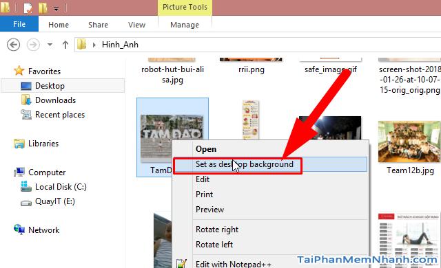 Hướng dẫn hẹn giờ đổi ảnh nền Windows 10 cho người mới + Hình 6