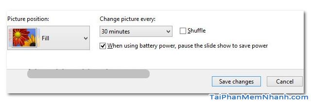 Hướng dẫn hẹn giờ đổi ảnh nền Windows 10 cho người mới + Hình 12