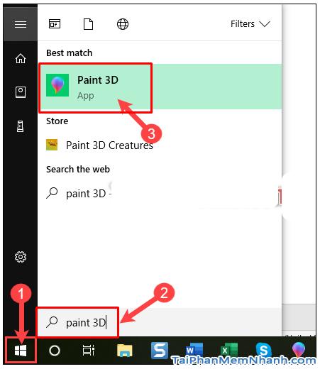 Hướng dẫn sử dụng Paint 3D trên Windows 10 cho người mới bắt đầu + Hình 2