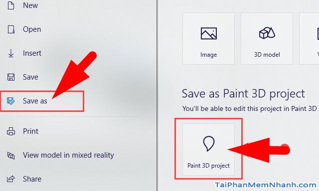 Hướng dẫn sử dụng Paint 3D trên Windows 10 cho người mới bắt đầu + Hình 15