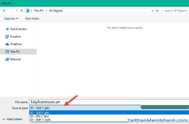 Hướng dẫn sử dụng Paint 3D trên Windows 10 cho người mới bắt đầu + Hình 16