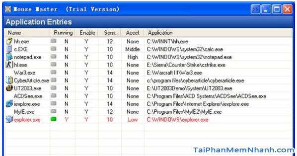 Hướng dẫn cách chỉnh tốc độ chuột trên Windows 10 + Hình 10