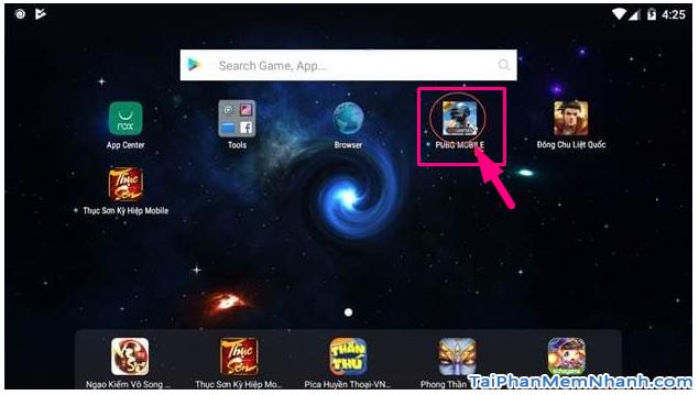 Hướng dẫn vào Phòng để chơi Game PUBG Mobile + Hình 2