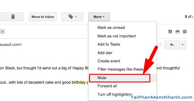 Những tính năng ẩn thú vị trên Gmail mà bạn chưa biết + Hình 3