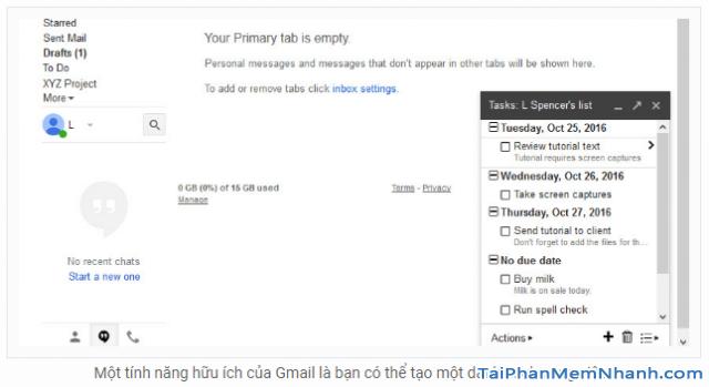 Những tính năng ẩn thú vị trên Gmail mà bạn chưa biết + Hình 4
