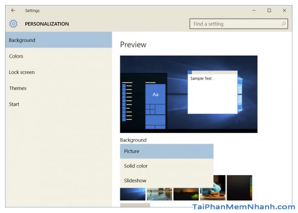 Hướng dẫn cách tạo theme Windows 10 của riêng mình + Hình 4