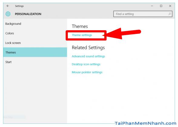 Hướng dẫn cách tạo theme Windows 10 của riêng mình + Hình 6