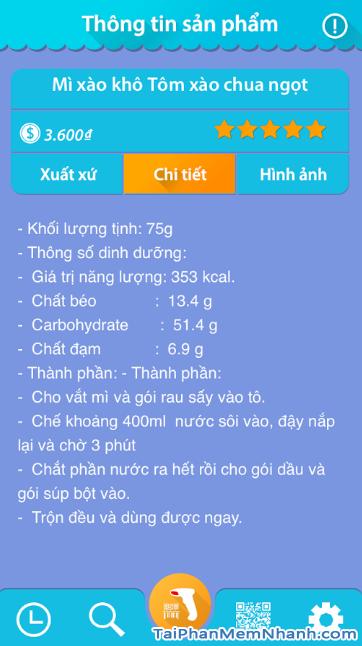 Tải phần mềm đọc mã vạch Barcode Việt cho điện thoại iOS + Hình 2