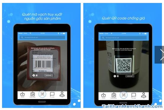 Tải phần mềm đọc mã vạch Barcode Việt cho điện thoại iOS + Hình 4