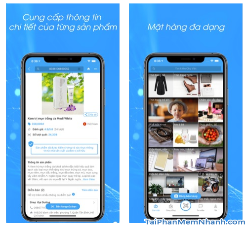 Tải phần mềm đọc mã vạch Barcode Việt cho điện thoại iOS + Hình 5