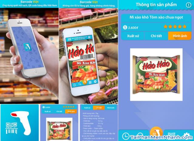 Tải phần mềm đọc mã vạch Barcode Việt cho điện thoại iOS + Hình 14