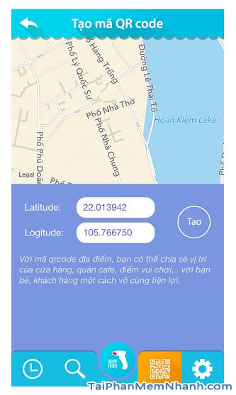 Tải phần mềm đọc mã vạch Barcode Việt cho điện thoại iOS + Hình 16