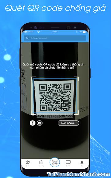 Tải phần mềm đọc mã vạch Barcode Việt cho điện thoại Android + Hình 3