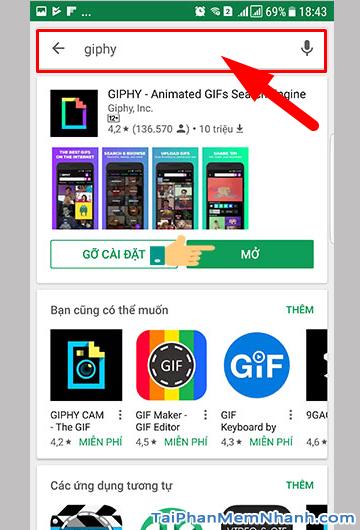 Hướng dẫn bạn cách đăng tải ảnh GIF lên Facebook + Hình 7