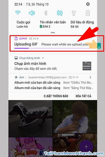 Hướng dẫn bạn cách đăng tải ảnh GIF lên Facebook + Hình 13
