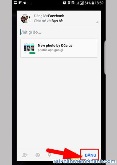 Hướng dẫn bạn cách đăng tải ảnh GIF lên Facebook + Hình 23