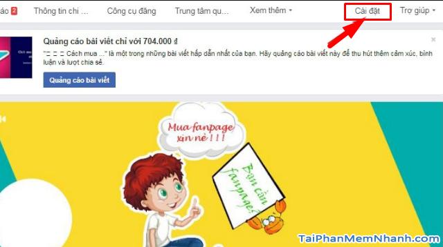 Hướng dẫn cách bật huy hiệu Fan Cứng cho FanPage Facebook + Hình 6