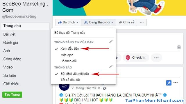 Hướng dẫn cách bật huy hiệu Fan Cứng cho FanPage Facebook + Hình 13