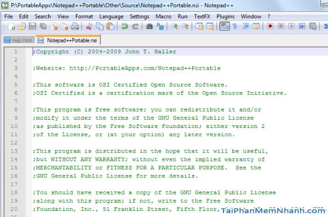 Notepad++ : Những tổ hợp phím tắt hữu ích bạn cần biết + Hình 8