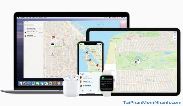 Tìm hiểu ứng dụng Find My trong phiên bản iOS 13, iPadOS 13 + Hình 4