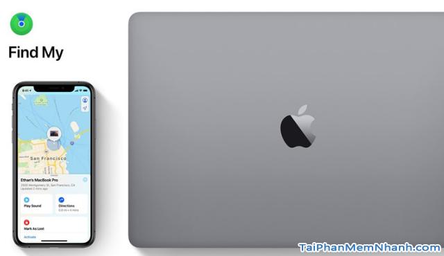 Tìm hiểu ứng dụng Find My trong phiên bản iOS 13, iPadOS 13 + Hình 5