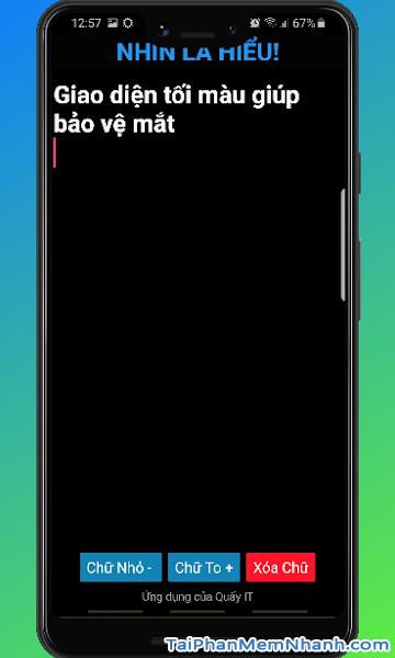 Tải cài đặt phần mềm Nhìn Là Hiểu cho điện thoại Android + Hình 5