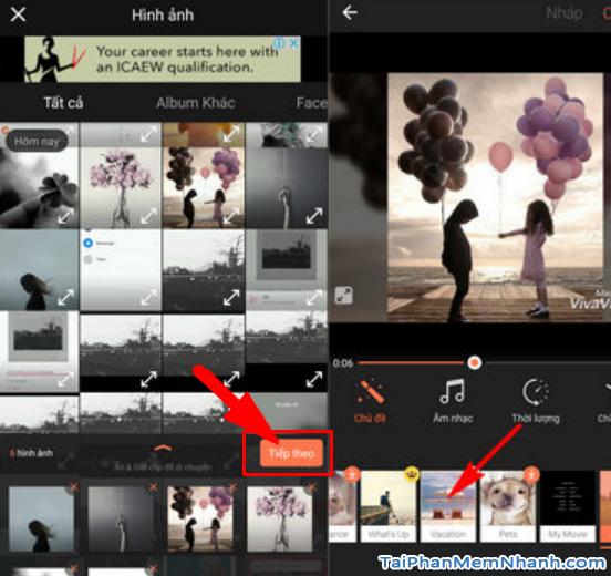 Hướng dẫn làm video bằng điện thoại di động iOS, Android + Hình 10