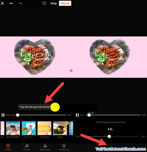 Hướng dẫn làm video bằng điện thoại di động iOS, Android + Hình 12