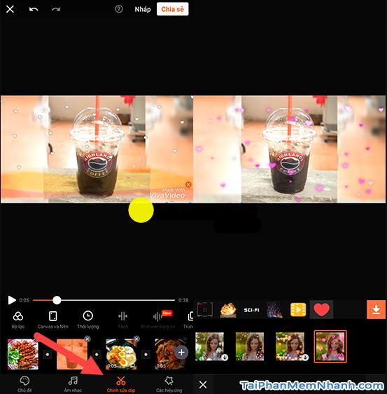 Hướng dẫn làm video bằng điện thoại di động iOS, Android + Hình 14