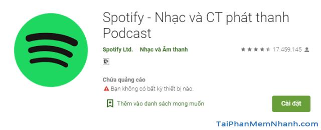 Spotify giới thiệu Chương trình chèn quảng cáo cho podcast + Hình 5