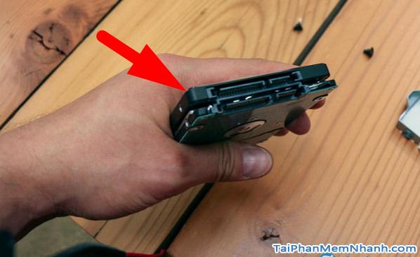 Cách cài ổ cứng SSD cho máy chơi game PS4 và PS4 Pro (Phần I) + Hình 12